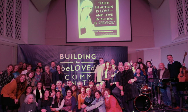 Our first quarterly Love In Action
