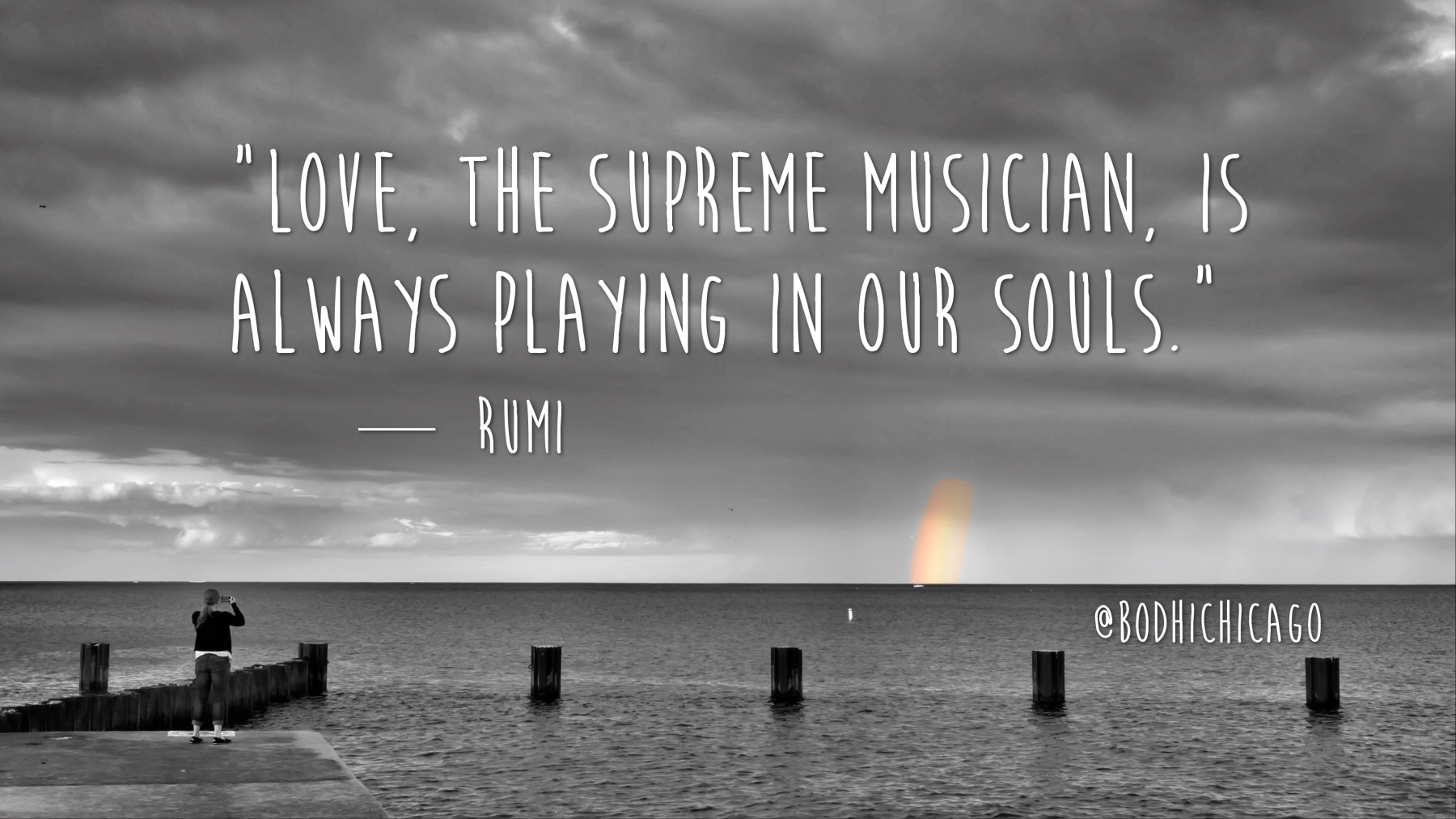 Spiritual Quotes About Love Wednesday Wisdom Rumi On Love As The Supreme Musician  Bodhi