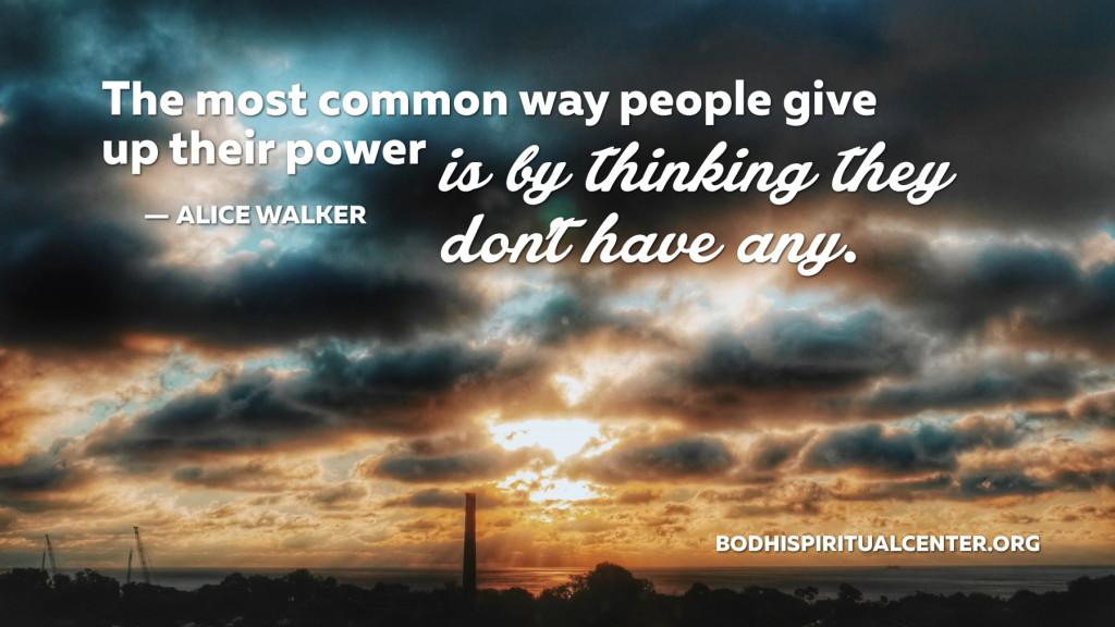 alice walker quote power - 08.25.15 - 1800