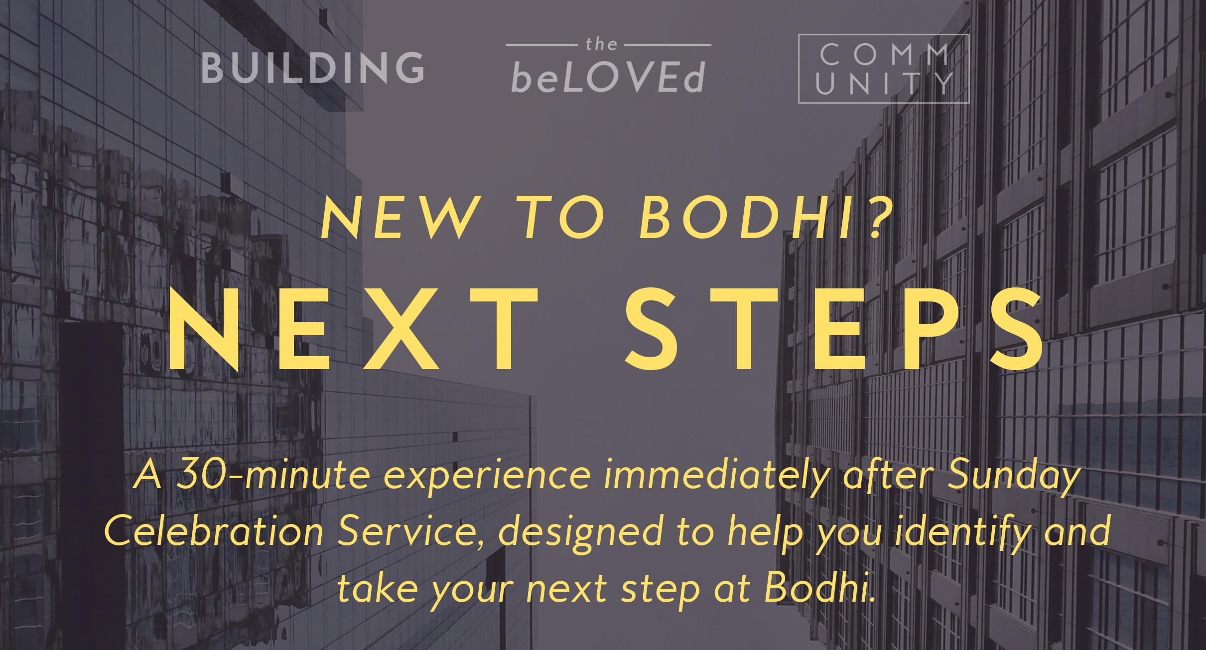 btbc - slides - next steps
