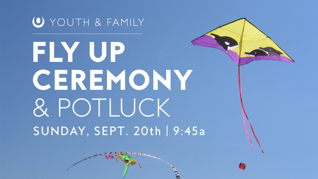 fly up ceremony - graphic - 16x9 - 08.28.15 - bodhi spiritual center - 1800