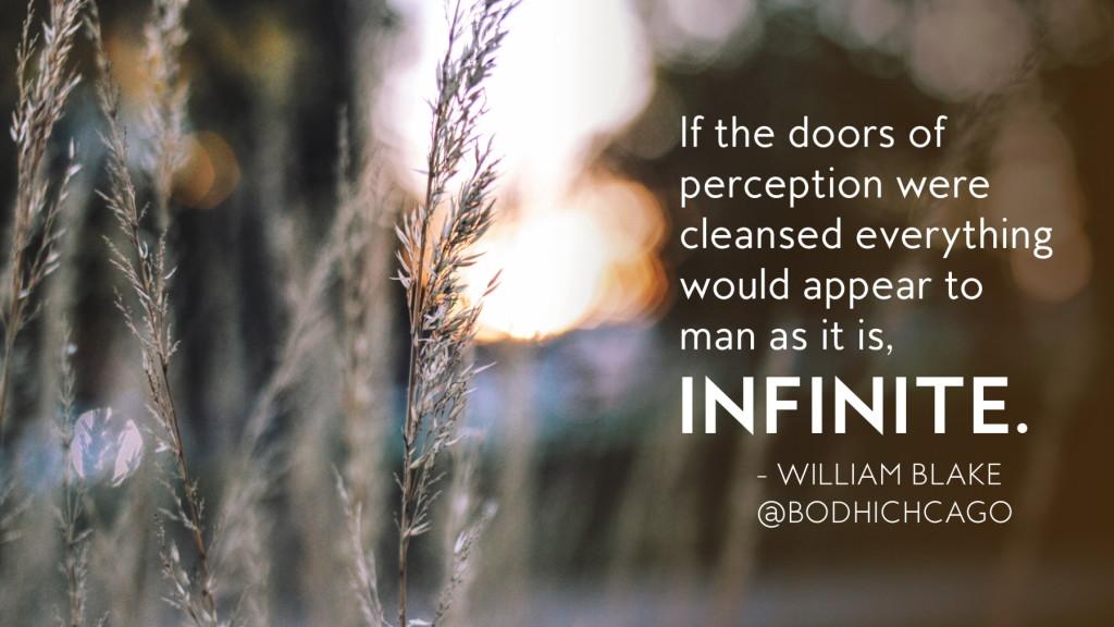 william blake quote doors of perception - 11.11.15 - 1800