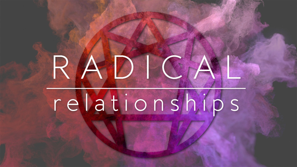 radical relationships - theme graphic - february 2016 - enneagram