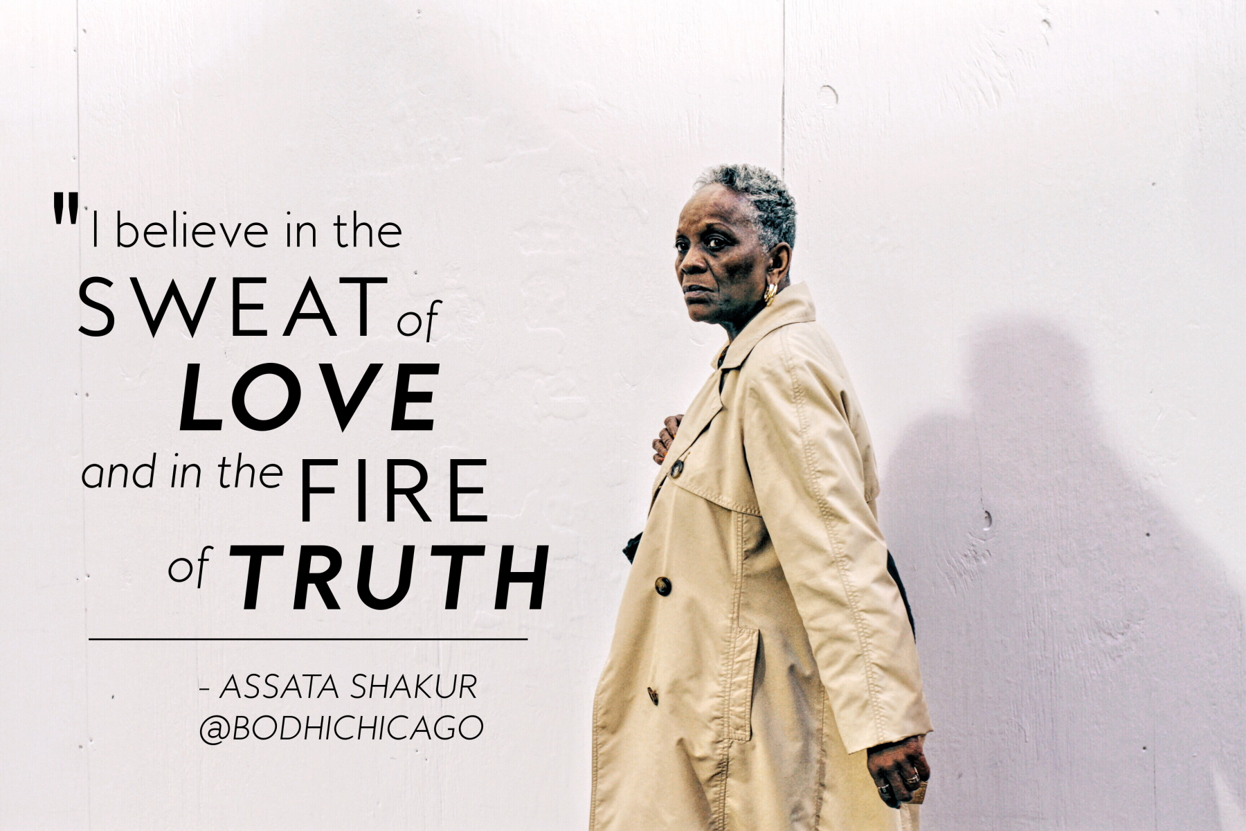 Todays Quote About Love Delectable Wednesday Wisdom Quote Assata Shakur On Love And Truth  Bodhi