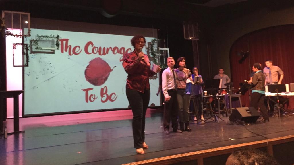 lola wright speaking at bodhi spiritual center in chicago - 05.16.16 - cropped
