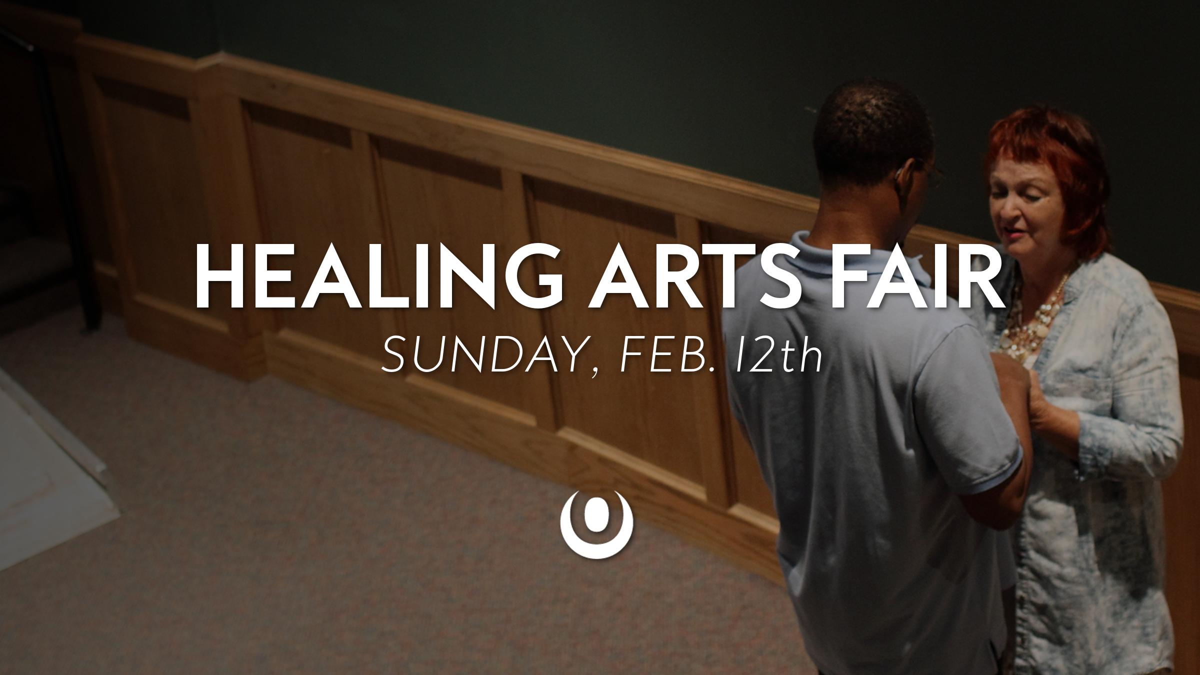 healing arts fair - facebook
