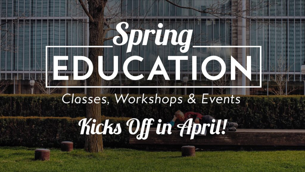 Spring Education 2017 - smaller