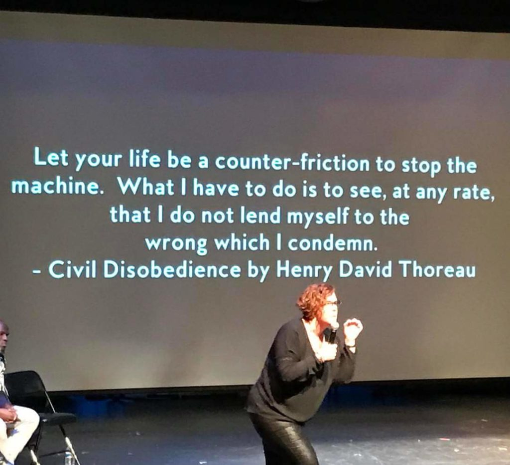 reverend lola wright speaking at bodhi spiritual center chicago - 03.26.17